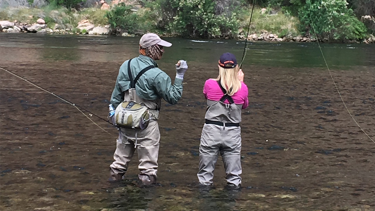 Lees Ferry Fly Fishing